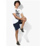 Adidas Navy Polyester Running Shorts