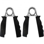 Fitness kart Imported Black Power Hand Grip (Fitness Accessories)
