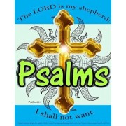 Psalms Coloring Books for Adults: Bible Verses Worship and Blessings That Cover Top Prayers: Faith in Jesus: God Is with You, Paperback/Adult Coloring Book Sets