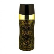 Deo Nabeel Black 150ml - Deodorant Spray