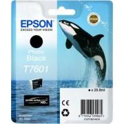Tinteiro EPSON Preto Foto SC-P600-C13T76014010