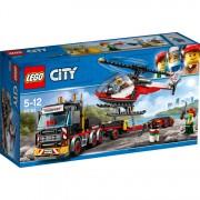 City - Zware-vrachttransporteerder