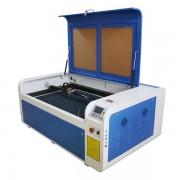 Masina CNC de taiat si gravat cu LASER DSP CO2 100W 1000x400 mm