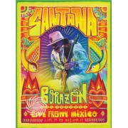 Video Delta Santana - Santana - Corazon - Live from Mexico - Live it to be believe it - DVD