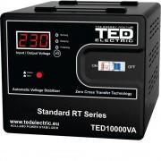 Stabilizator de retea maxim 10000VA / 6000W Ted 10000 (TED ELECTRIC)