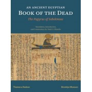 An Ancient Egyptian Book of the Dead: The Papyrus of Sobekmose, Hardcover