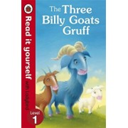 The Three Billy Goats Gruff - Read it yourself with Ladybird, Level 1/***