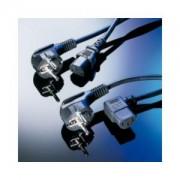 Roline naponski kabel, ravni IEC320 C13 konektor, crni, 3.0m, 19.08.1030