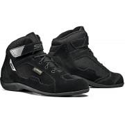 Sidi Duna Gore-Tex Zapatos de motocicleta Negro 37