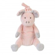Happy Horses Peluche musicale Cochon Percy 19 cm Happy Horse - Doudou musical