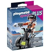 Playmobil Top Agent with Balance Racer, Multi Color