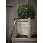 "Trendyard Houten Plantenbak ""Spruce"" Vierkant 40 CM"