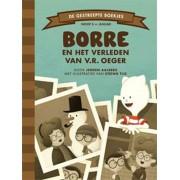 De Gestreepte Boekjes - Borre en het verleden van V.R. Oeger