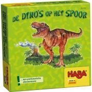 Haba De Dino's op het Spoor (5+)