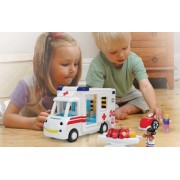 Wow igračka ambulantna kola Robins Medical Rescue ( A011024 )