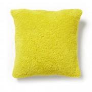 Kave Home Almofada Caprice amarela , en Tecido - Amarelo