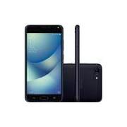 Asus Zenfone 4 Max ZC554 16GB 2GB RAM 13MP Tela 5.5 Preto