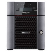 Serveur Nas Buffalo TeraStation WS5420 - Atom C3338 - 8GB - 4x 2TB - Win Storage Server 2016 Workgroup - RAID 0/1/5/JBOD - Garantie de 3 ans