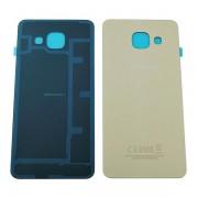 Tampa de Bateria para Samsung Galaxy A3 (2016) - Dourado