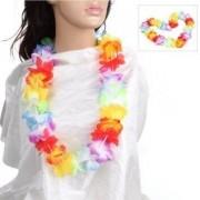 H&B 12 x hawaiian lei neck garlands, party bag filler, fancy dress, beach party adults or kids