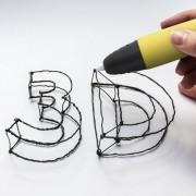 Pluma 3D Impresora Diseño Ergonómico 3 Velocidades Steren