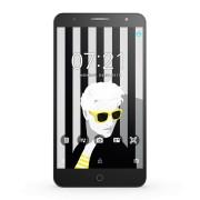 Telefon Mobil Alcatel 5056D Pop 4+, Dual SIM, 4G, Silver