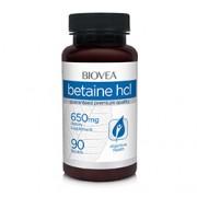 BETAINE HCL 650mg 90 Vegetarische Tabletten