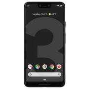 "Telefon Mobil Google Pixel 3 XL, Procesor Snapdragon 845, Octa-Core 2.5GHz / 1.6GHz, P-OLED Capacitive touchscreen 6.3"", 4GB RAM, 128GB Flash, 12.2MP, Wi-Fi, 4G, Android (Negru) + Cartela SIM Orange PrePay, 6 euro credit, 6 GB internet 4G, 2,000 minute na"