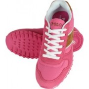 POLO RALPH LAUREN Sneakers For Women(Pink)