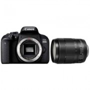 Canon Aparat EOS 800D + Obiektyw 18-135mm STM