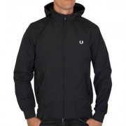 Fred Perry - Hooded Brentham Jack - Navy