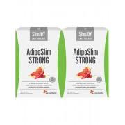 SlimJOY AdipoSlim Strong 1+1 GRATIS capsule brucia grassi per una pancia piatta