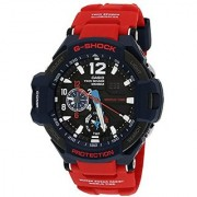 G-Shock Analog-Digital Black Dial Mens Watch - Ga-1100-2Adr(G597)