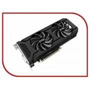 Видеокарта Palit GeForce GTX 1080 Dual OC 1620Mhz PCI-E 3.0 8192Mb 10000Mhz 256 bit DVI HDMI HDCP NEB1080U15P2-1045D