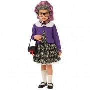 Rubie'S Disfarce InfantilMulher Velha Pequena 5-7 anos