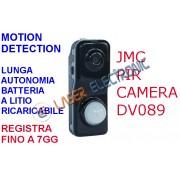 Mini DV Camera Spia DV089 HD 720*480 PIR Motion Detection