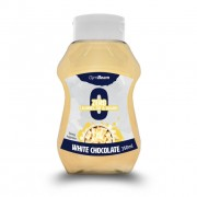 Bezkalorický sirup White Chocolate 350ml - GymBeam