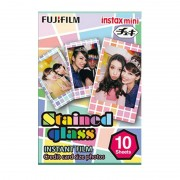 Fujifilm Instax Mini Colorfilm Stained Glass (1-Pak)