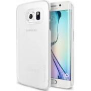 Skin Ringke Slim Frost Samsung Galaxy S6 Edge G925 White + folie