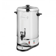 Swan 20L Polished Stainless Steel Hot Water Urn SWU20L