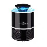 Elektromos szúnyogirtó lámpa (fekete)