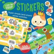I Can Do That: Stickers: Super Simple (and Smart!) Sticker Activities, Paperback