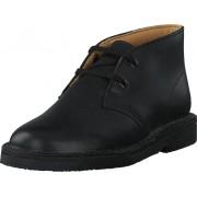 Clarks Desert Boot Boy Inf Black, Skor, Kängor & Boots, Chukka boots, Svart, Barn, 31