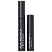Karl Lagerfeld + ModelCo Fibre Lash Brush On False Lashes Řasenka 1 kus