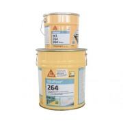Rasina epoxidica pentru pardoseli interioare Sikafloor 264 RAL2000 30 kg