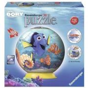 Puzzle Ravensburger 3D - Disney, In cautarea lui Dory, 108 piese