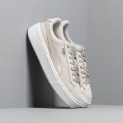 Puma Platform Shimmer Wn s Gray Violet-Puma White