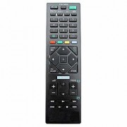 EHOP Compatible Remote for Sony LED LCD TVS with 3D Button(Black) Universal