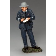 Intelligence Officer Battle Of Britain Royal Air Force King & Country Raf059