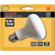 KODAK LED R80 E27 12W 960LM WARM-WHITE BL1 30416284